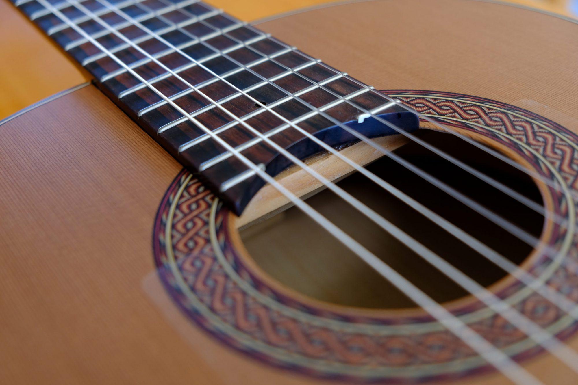 Ingrid's Guitar